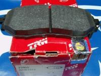 Колодки тормозные передн.TRW  26296AG050