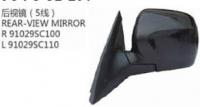 Зеркало левое в сборе 91029SC110