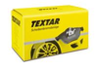 Колодки тормозные передн.TEXTAR 26296SA030
