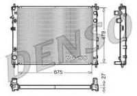 Радиатор охлаждения двигателя Denso 45111XA01A